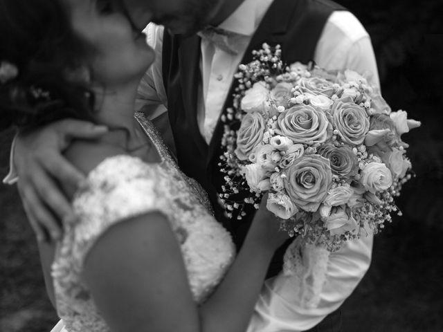 Le mariage de Mélanie et Axel