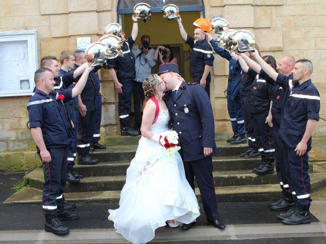 Le mariage de Damien et Cécilia à Stenay, Meuse 28