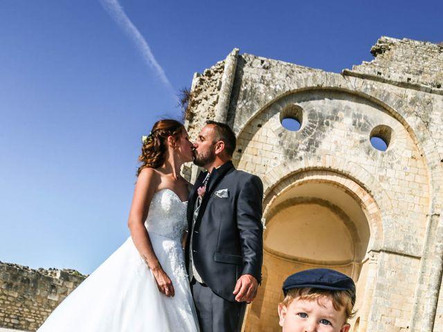 Le mariage de Vivien et Madeline à Geay, Charente Maritime 3
