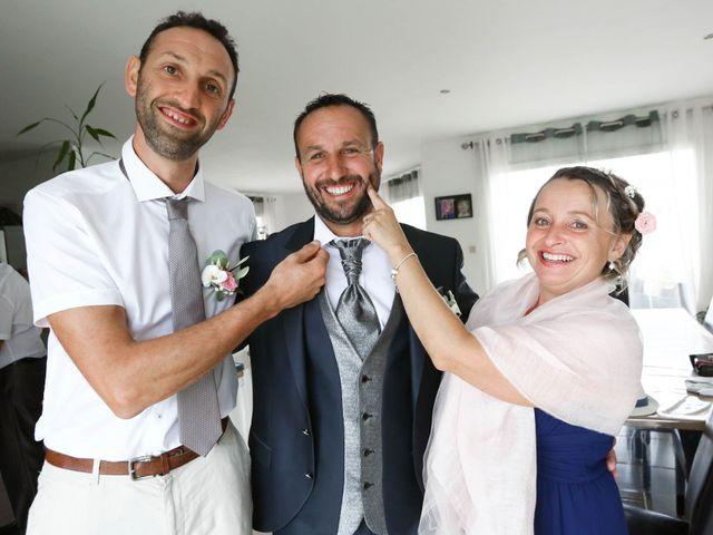 Le mariage de Vivien et Madeline à Geay, Charente Maritime 33