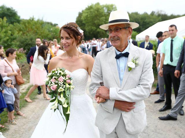 Le mariage de Vivien et Madeline à Geay, Charente Maritime 40
