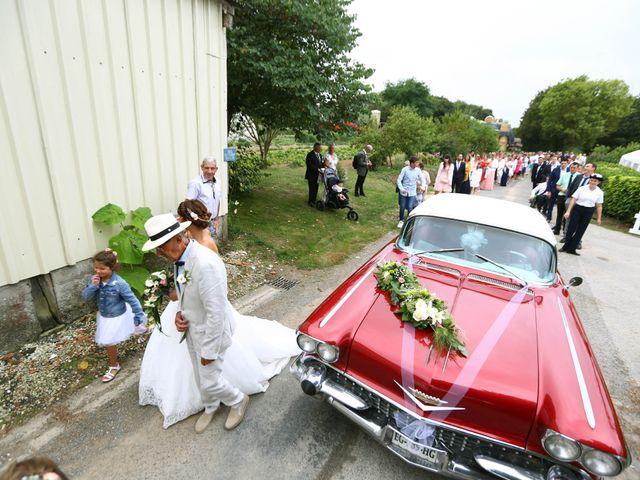 Le mariage de Vivien et Madeline à Geay, Charente Maritime 41