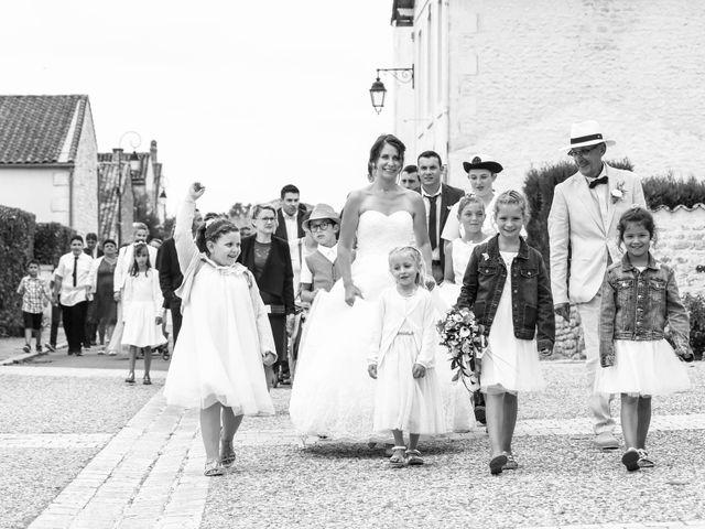Le mariage de Vivien et Madeline à Geay, Charente Maritime 42