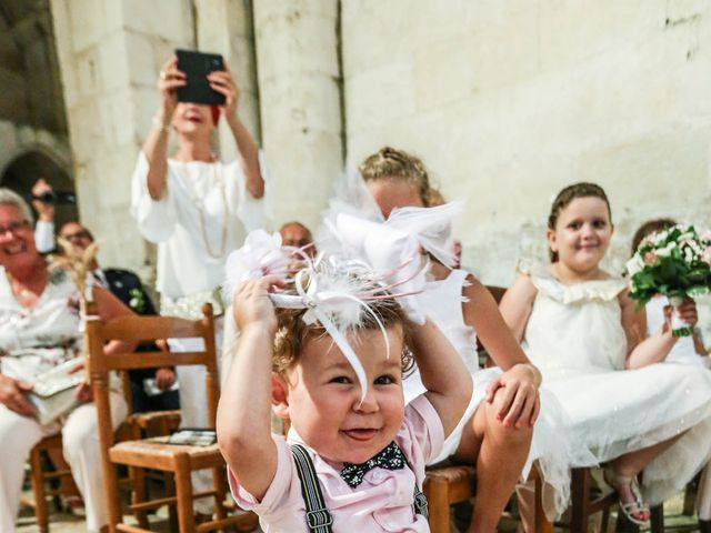 Le mariage de Vivien et Madeline à Geay, Charente Maritime 48