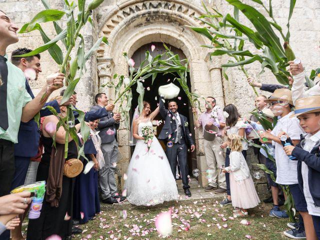 Le mariage de Vivien et Madeline à Geay, Charente Maritime 52