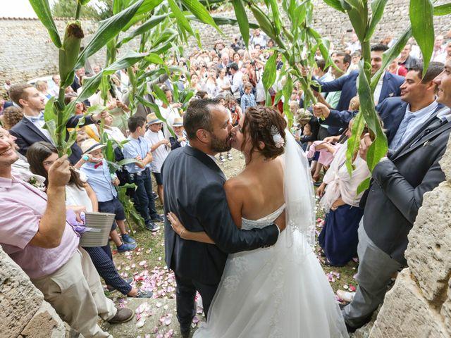 Le mariage de Vivien et Madeline à Geay, Charente Maritime 53