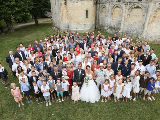 Le mariage de Vivien et Madeline à Geay, Charente Maritime 54