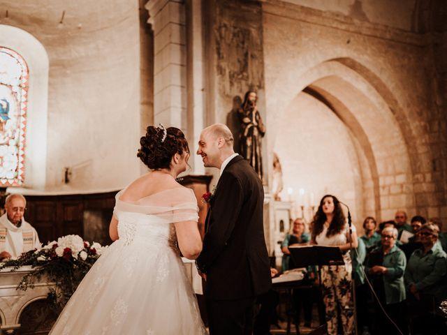 Le mariage de Aurélien et Jessica à Saint-Laurent-des-Arbres, Gard 2