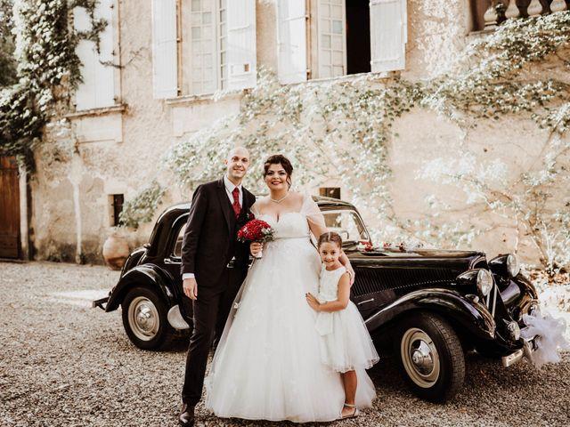Le mariage de Aurélien et Jessica à Saint-Laurent-des-Arbres, Gard 4