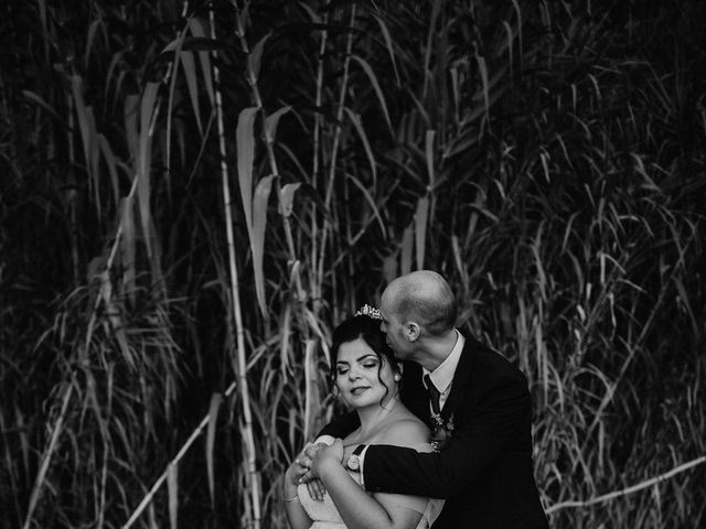 Le mariage de Aurélien et Jessica à Saint-Laurent-des-Arbres, Gard 8