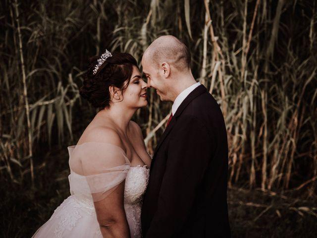 Le mariage de Aurélien et Jessica à Saint-Laurent-des-Arbres, Gard 9