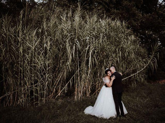 Le mariage de Aurélien et Jessica à Saint-Laurent-des-Arbres, Gard 10