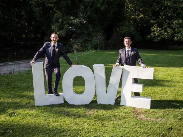 Le mariage de Nicolas et Mathieu à Lillers, Pas-de-Calais 31