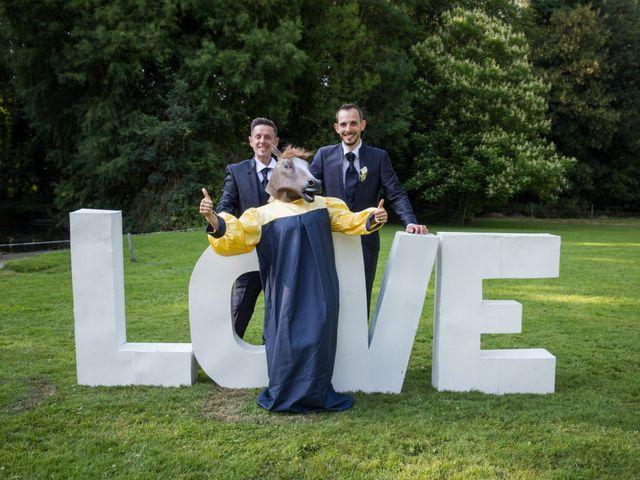 Le mariage de Nicolas et Mathieu à Lillers, Pas-de-Calais 35