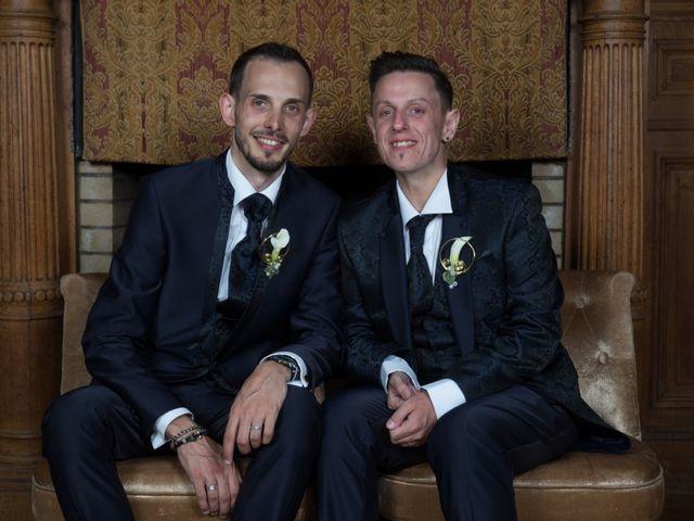 Le mariage de Nicolas et Mathieu à Lillers, Pas-de-Calais 38