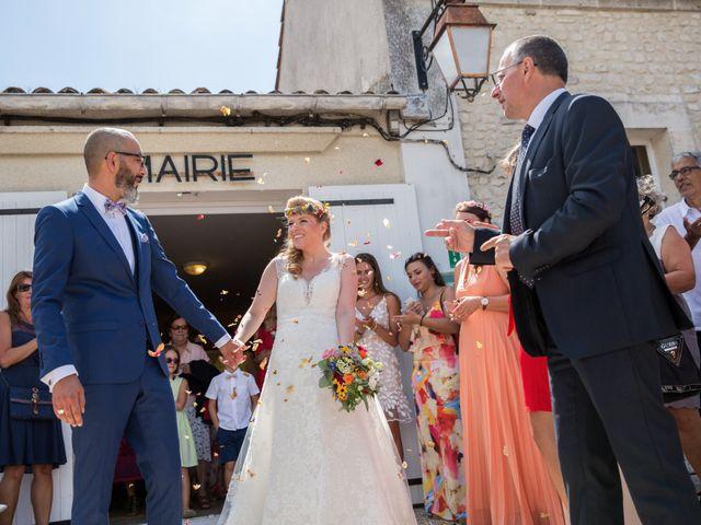 Le mariage de Alexandre et Elodie à Berneuil, Charente Maritime 8