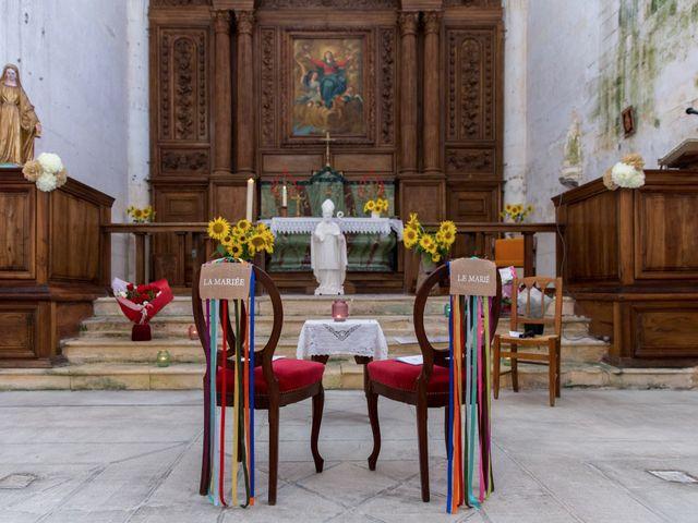 Le mariage de Alexandre et Elodie à Berneuil, Charente Maritime 12