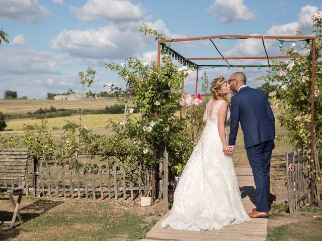 Le mariage de Alexandre et Elodie à Berneuil, Charente Maritime 20