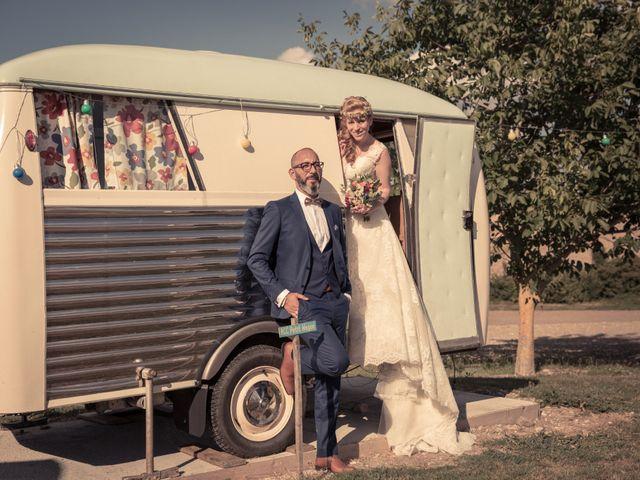Le mariage de Alexandre et Elodie à Berneuil, Charente Maritime 22