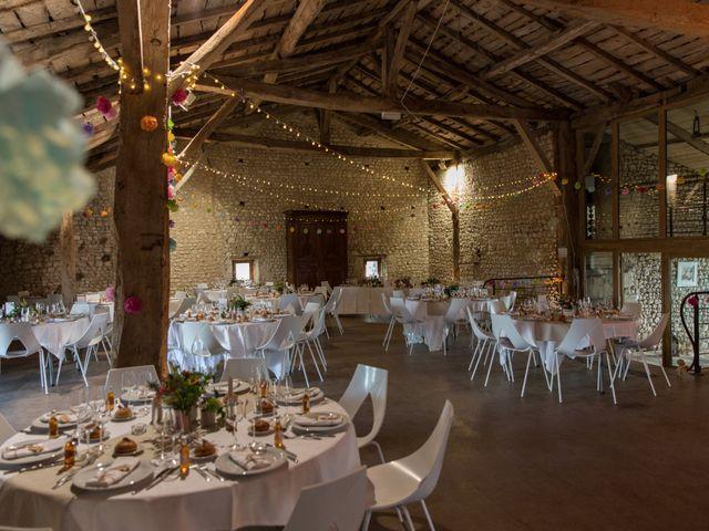 Le mariage de Alexandre et Elodie à Berneuil, Charente Maritime 29