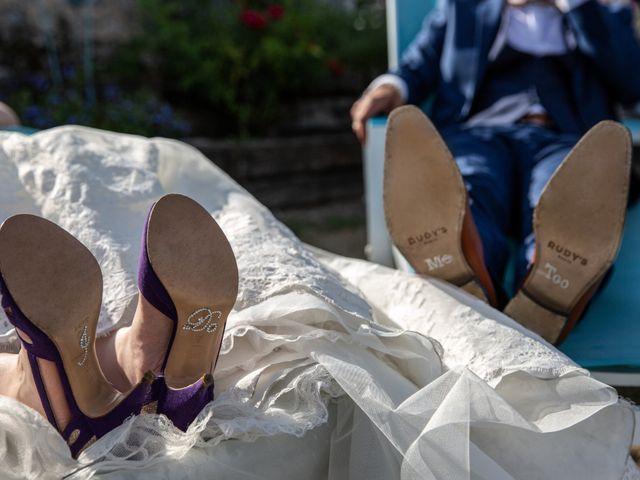Le mariage de Alexandre et Elodie à Berneuil, Charente Maritime 34