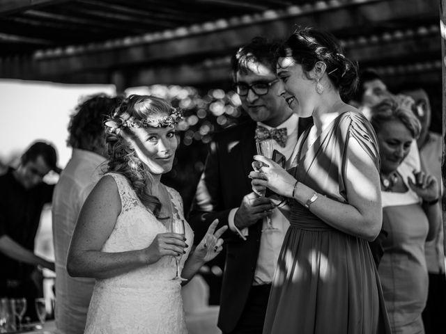 Le mariage de Alexandre et Elodie à Berneuil, Charente Maritime 41