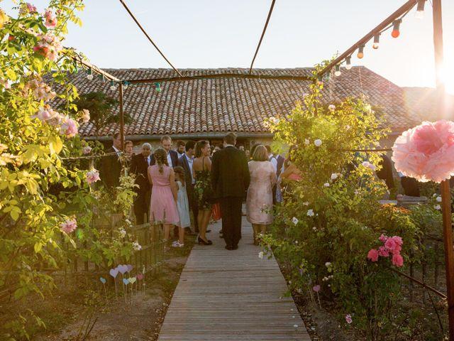 Le mariage de Alexandre et Elodie à Berneuil, Charente Maritime 43