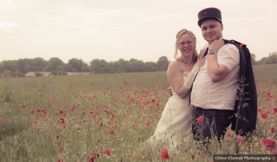 Le mariage de Damien et Cécilia à Stenay, Meuse