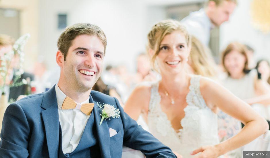 Le mariage de Maxime et Alexandra à Lignan-de-Bordeaux, Gironde