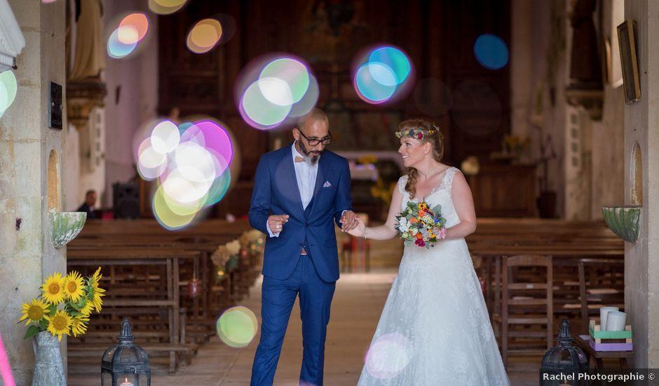 Le mariage de Alexandre et Elodie à Berneuil, Charente Maritime