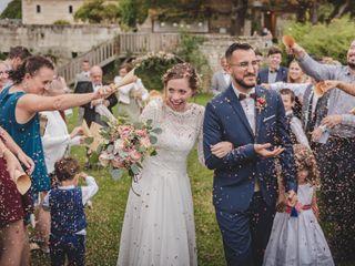 Le mariage de Julie  et Kévin
