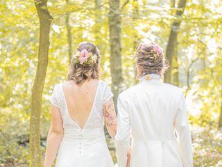 Le mariage de Amandine  et Johanna