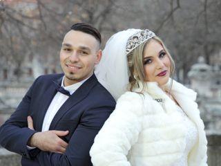 Le mariage de Nawal et Nacer