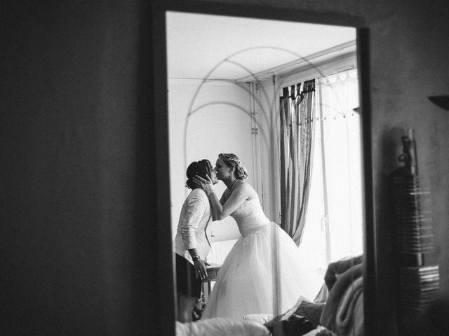 Le mariage de Christophe et Lisa à Saint-Barthélemy-d'Anjou, Maine et Loire 10