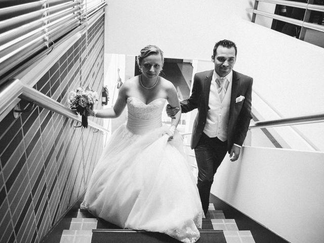 Le mariage de Christophe et Lisa à Saint-Barthélemy-d'Anjou, Maine et Loire 19