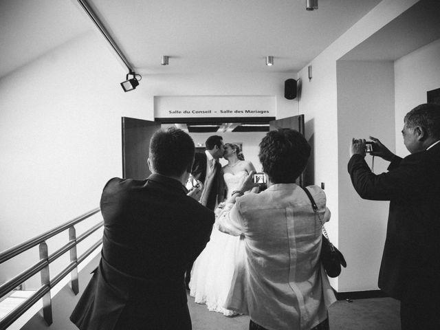 Le mariage de Christophe et Lisa à Saint-Barthélemy-d'Anjou, Maine et Loire 22