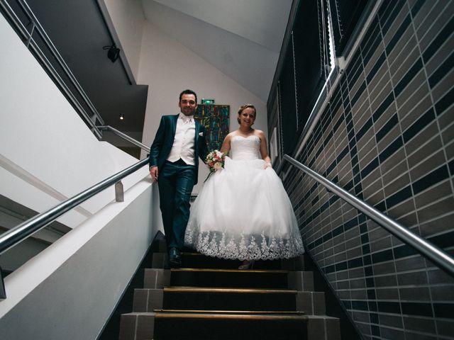Le mariage de Christophe et Lisa à Saint-Barthélemy-d'Anjou, Maine et Loire 23