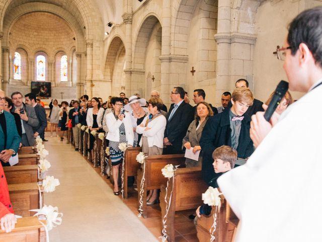 Le mariage de Christophe et Lisa à Saint-Barthélemy-d'Anjou, Maine et Loire 24
