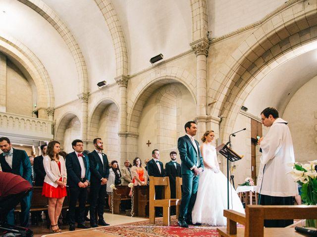 Le mariage de Christophe et Lisa à Saint-Barthélemy-d'Anjou, Maine et Loire 26