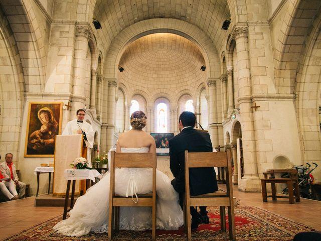 Le mariage de Christophe et Lisa à Saint-Barthélemy-d'Anjou, Maine et Loire 27