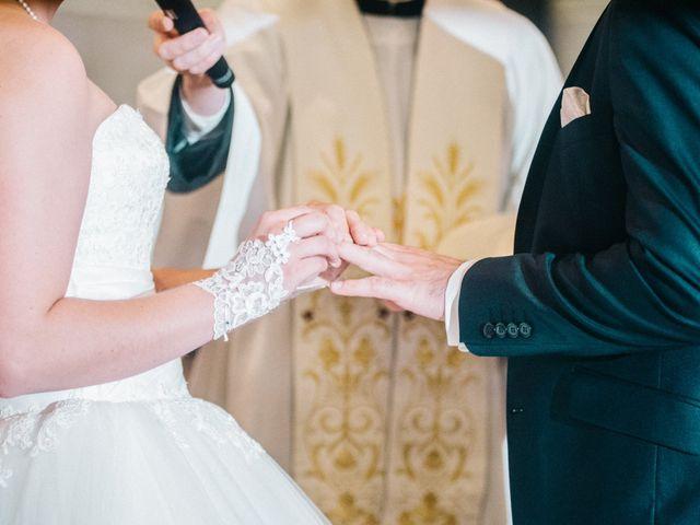 Le mariage de Christophe et Lisa à Saint-Barthélemy-d'Anjou, Maine et Loire 29
