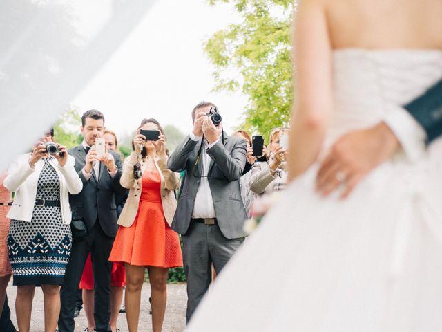 Le mariage de Christophe et Lisa à Saint-Barthélemy-d'Anjou, Maine et Loire 35