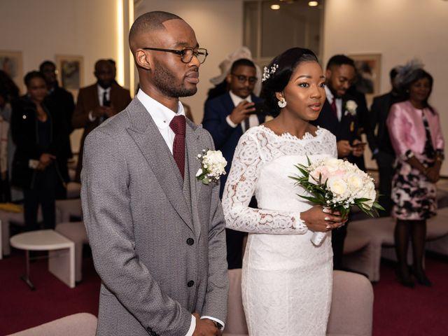 Le mariage de Yvan et Elsa à Argenteuil, Val-d'Oise 18