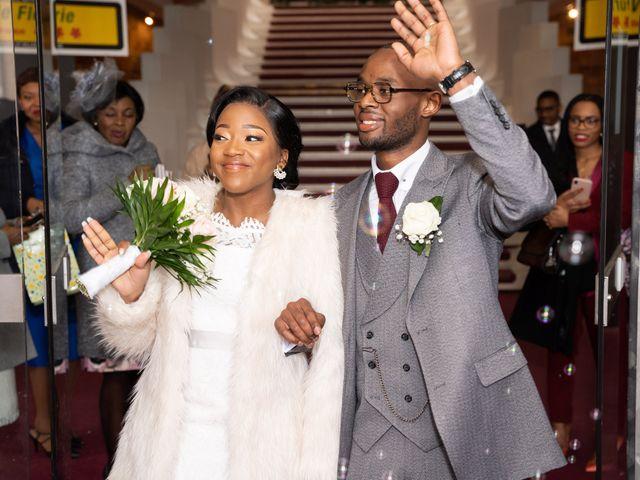 Le mariage de Yvan et Elsa à Argenteuil, Val-d'Oise 21