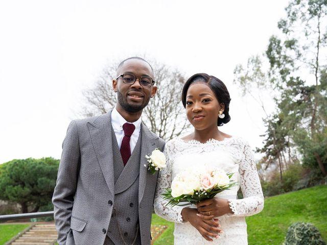 Le mariage de Yvan et Elsa à Argenteuil, Val-d'Oise 26