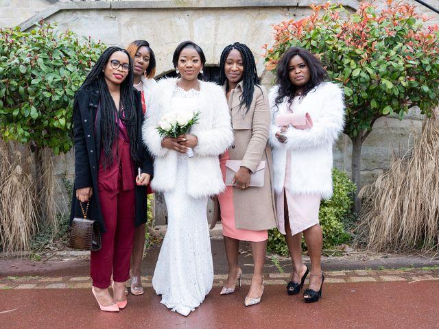 Le mariage de Yvan et Elsa à Argenteuil, Val-d'Oise 31
