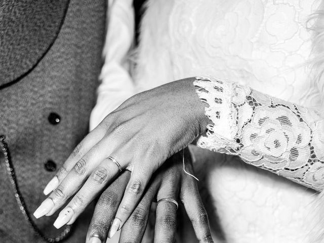 Le mariage de Yvan et Elsa à Argenteuil, Val-d'Oise 35