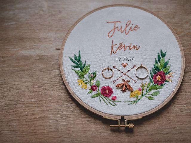 Le mariage de Kévin et Julie  à Tours, Indre-et-Loire 1