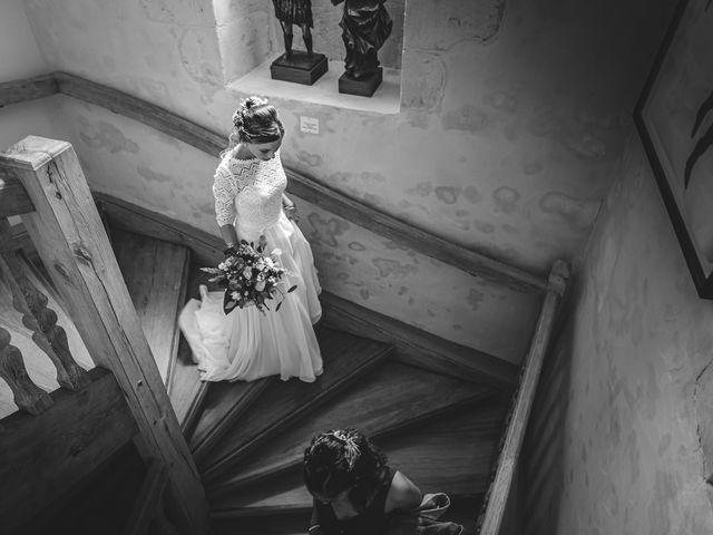 Le mariage de Kévin et Julie  à Tours, Indre-et-Loire 45