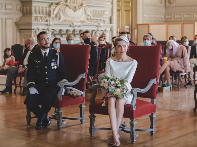 Le mariage de Kévin et Julie  à Tours, Indre-et-Loire 75